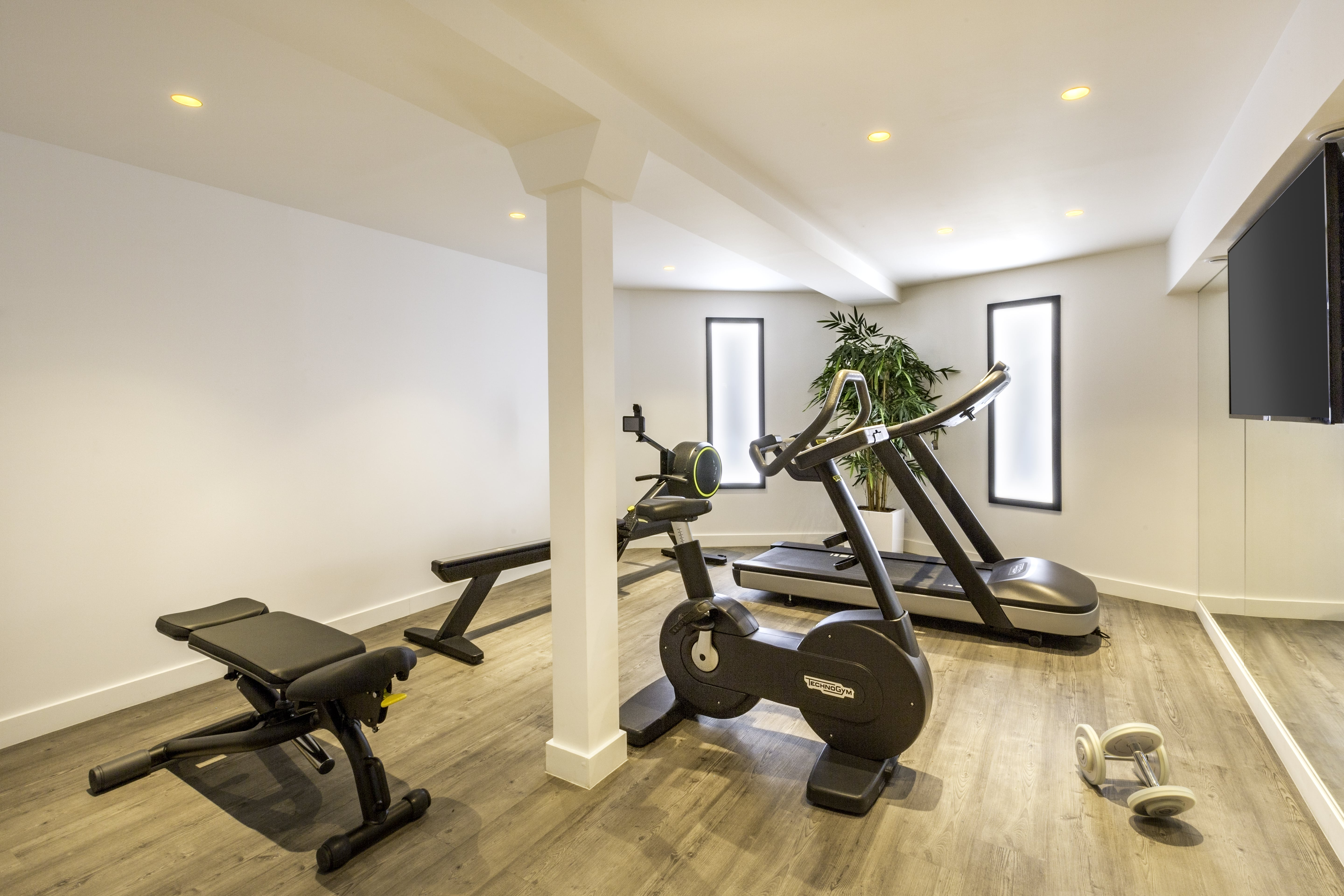 Best Western Plus la demeure gym